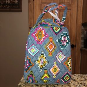 Vera Bradley Lunch Bunch Bag in Painted Medallions